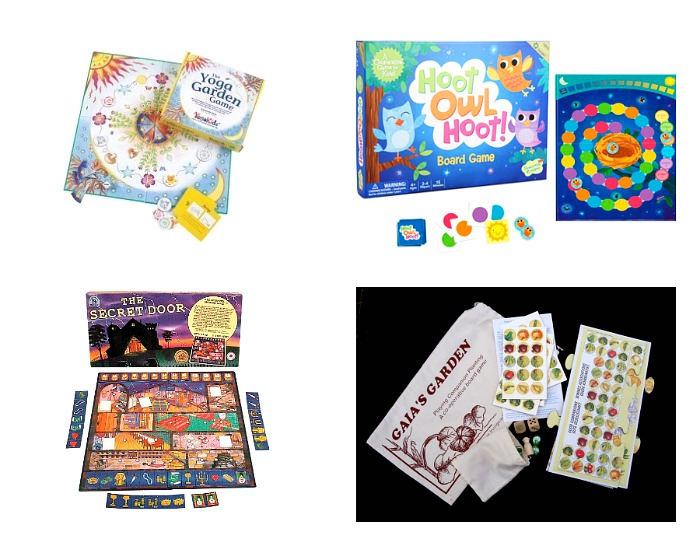 Fave Cooperative Games at How we Montessori Board Games from Four Years
