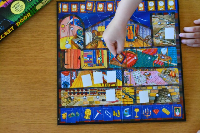 The Secret Door - Family Pastimes Coorperative Board Game - on repeat!