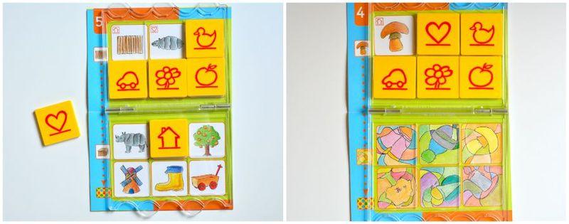 Toddler Visual Perception Exercises at How we Montessori