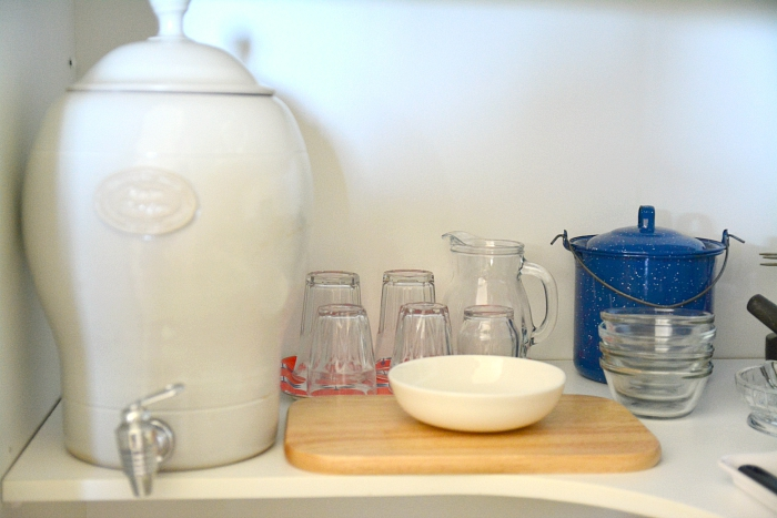 What's on our kitchen shelves at HWM