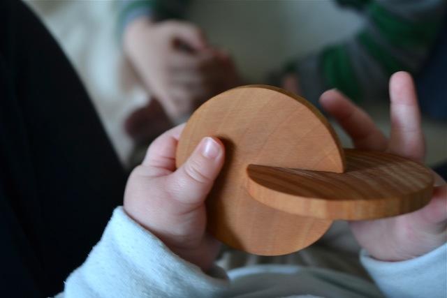 Interlocking discs at How we Montessor