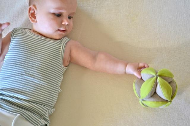 Puzzle Ball at How we Montessori