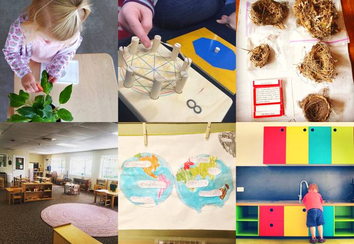Montessori Schools to Follow on Instagram