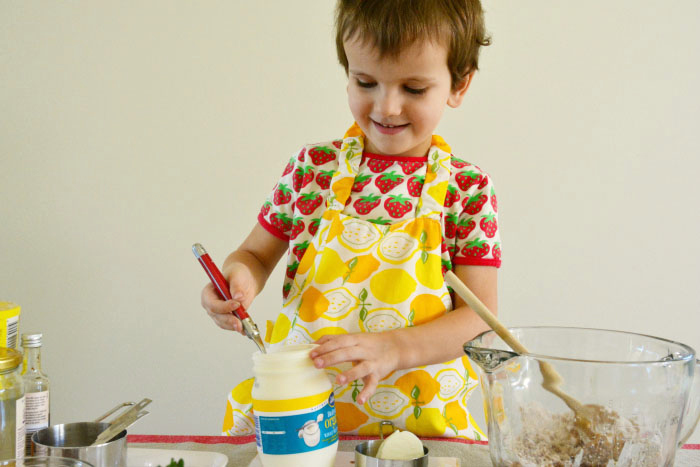 How we Montessori - Indpendent Baking