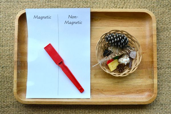 A Couple Of Easy Montessori Activities Sink Float And