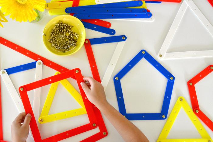 Otis making polygons