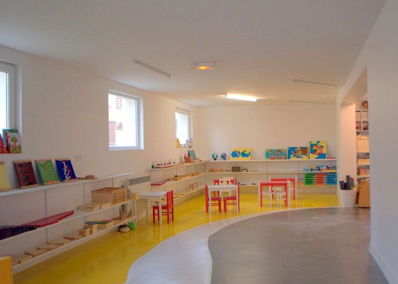 Montessori Nursery School France
