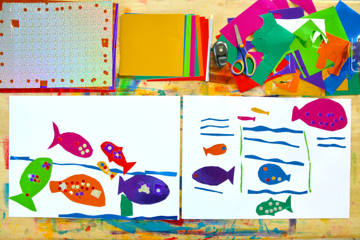 How we Montessori Collaging with Adhesive Metallic Squares_edited-1