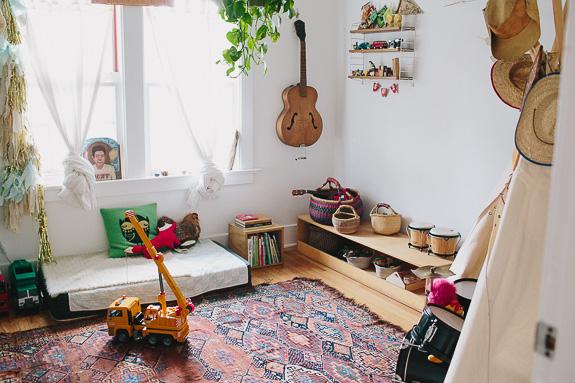 Henry's Montessori Bedroom - Jamie Street at Cup of Jo