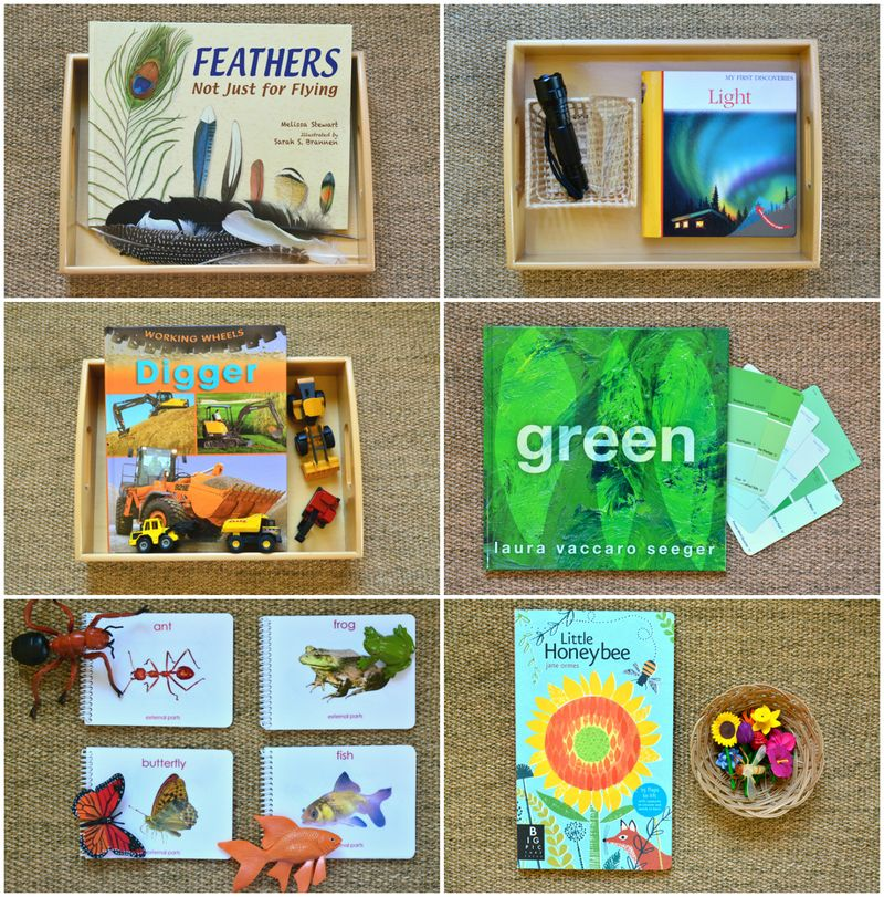 What we are reading May 2016 at How we Montessori