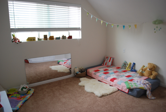 Summer Play House Montessori Toddler Room