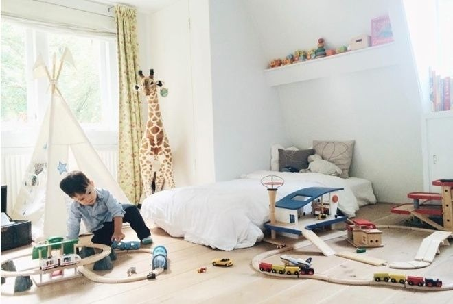 montessori inspired toddler rooms - love!! - how we montessori