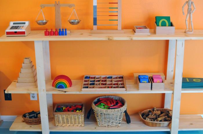Kết quả hình ảnh cho montessori playroom