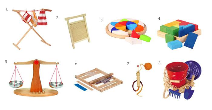 Motnessori Shop Favs at How we Montessori