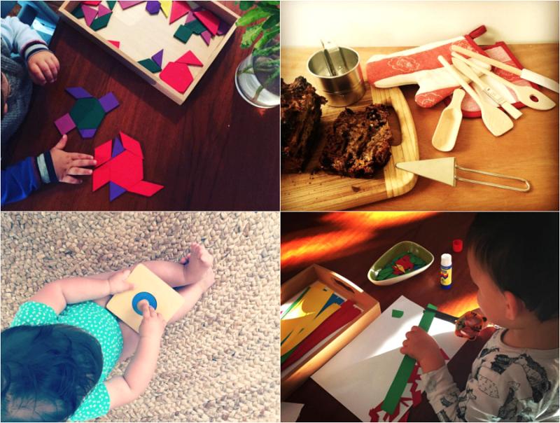 Montessori Shop at How we Montessori 2016