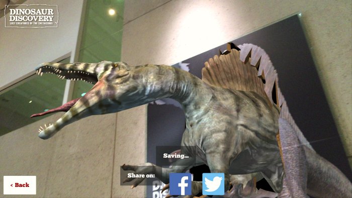 Queensland Museum Dinosaur Discovery App