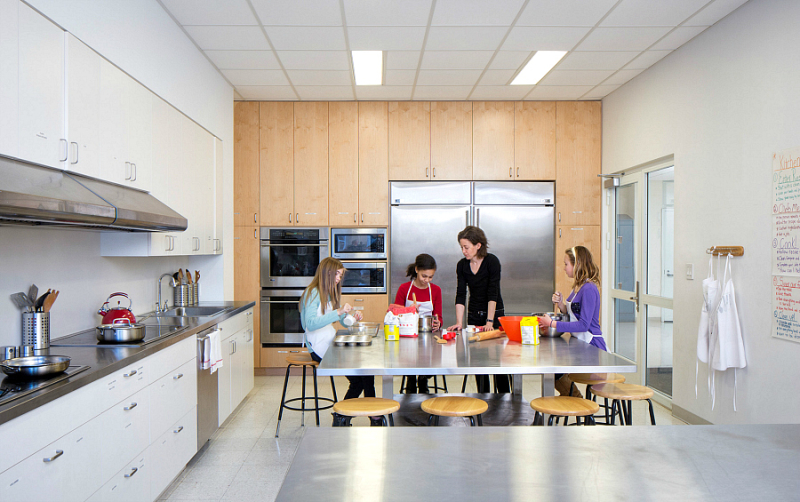 Brooklyn Heights Montessori School Amazing Kitchen