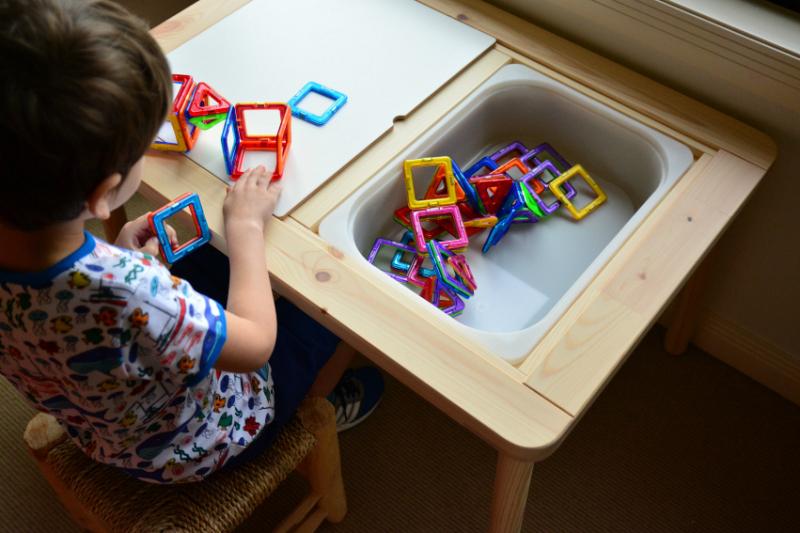 Loving Ikea Children S Tables Flisat Children S Desk And