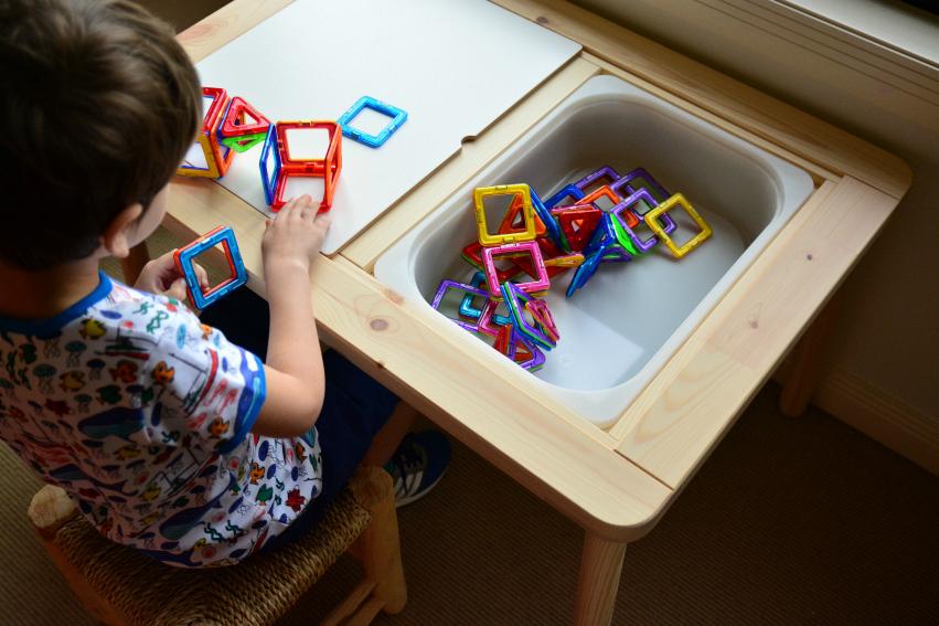 Loving Ikea Children S Tables Flisat