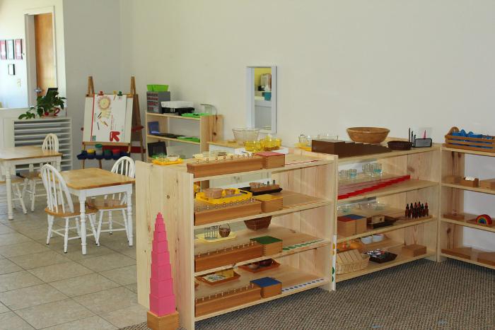 Grand Blanc Montessori Classroom
