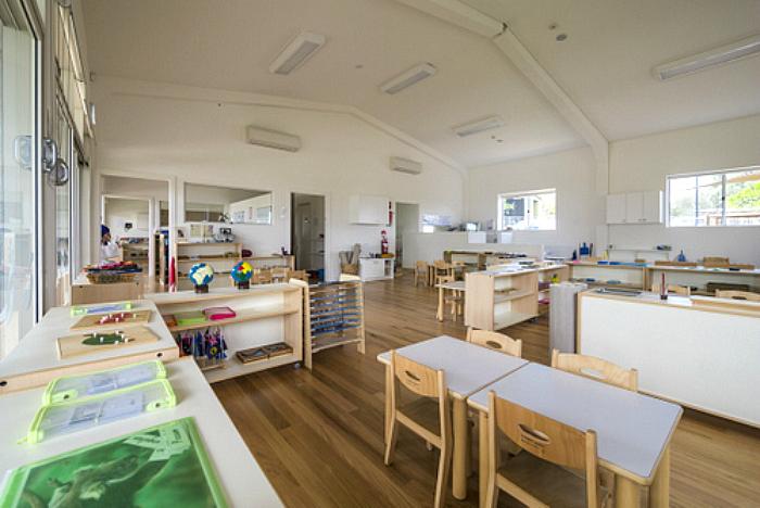 Headland Montessori Classroom #1