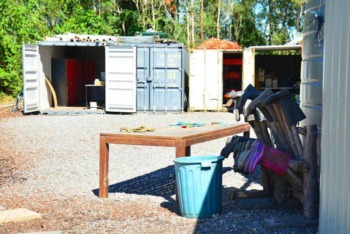 MIC at How we Montessori - Adolescence Communty working area