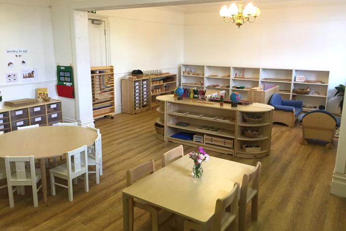 Cardiff Montessori Classroom #1