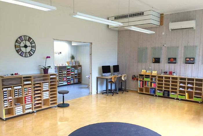 Hosanger Montessoriskule Norway, Classroom