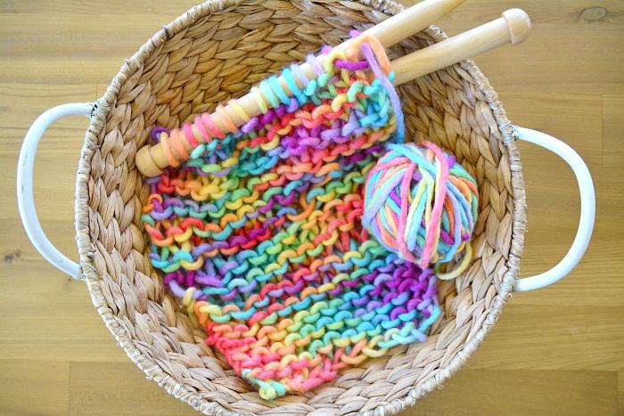 Caspar's Knitting September 2016