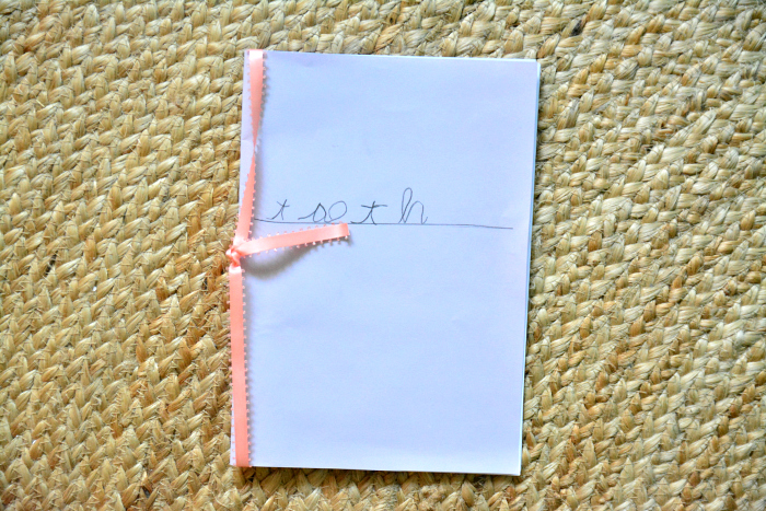 Otis' book 'tooth' 2016