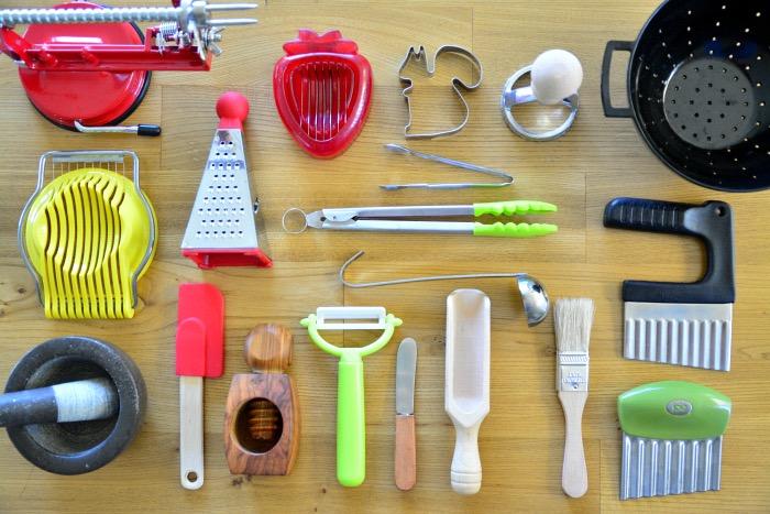 Kids Montessori Kitchen Tools at How we Montessori (1)