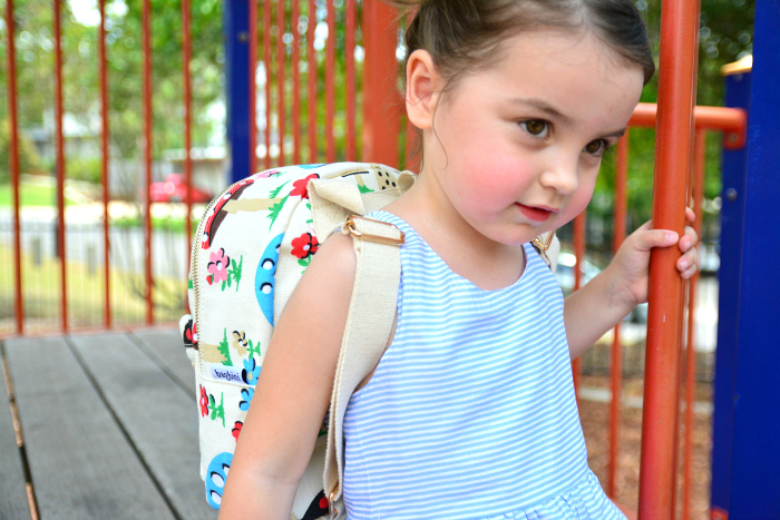 Bagbini - Montessori Backpack at How we Montessori