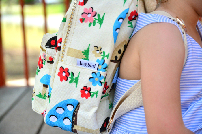 Bagbini Montessori Backpack Bag for Children