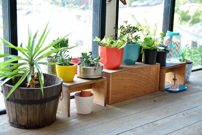 Plant Watering Area Montessori Daycare, How we Montessori