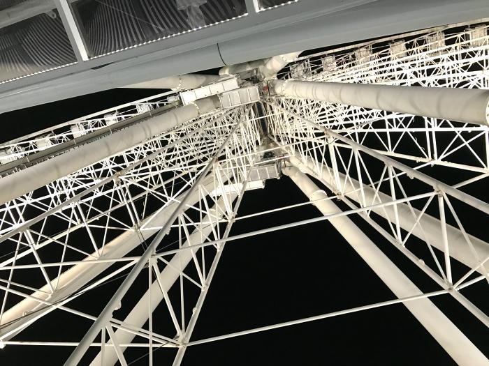 Wheel of Brisbane at HWM
