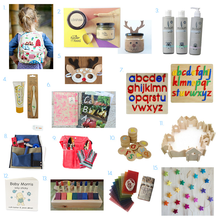 Gift Ideas For The Montessori Child Christmas 2016 Australian