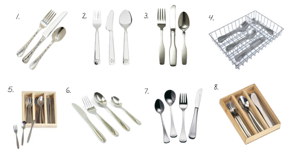 Where To Find Children S And Toddler S Cutlery