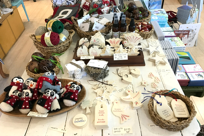 Gorgeous handmade and fair trade Christmas decorations from Biome at How we Montessori