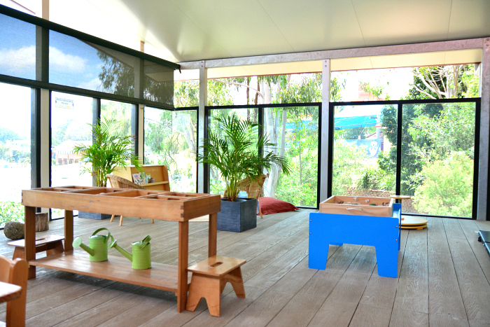 IMCH A Peek Inside a Montessori Daycare