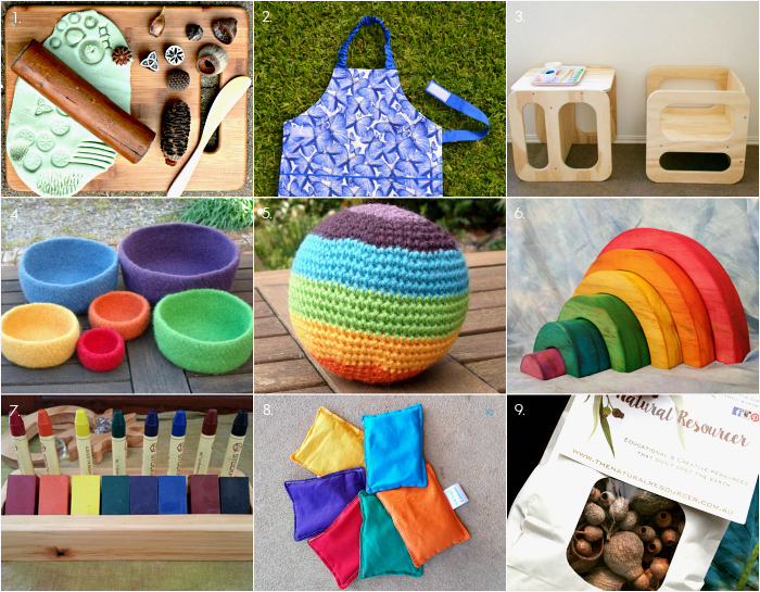 Montessroi Find on Etsy - Australia Edition at How we Montessori January 2017