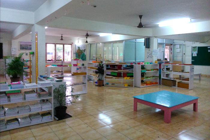 Al Qamar Academy's Elementary Environment, Chennai, India #1