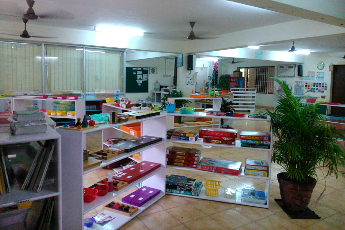 Al Qamar Academy's Elementary Environment, Chennai, India #2