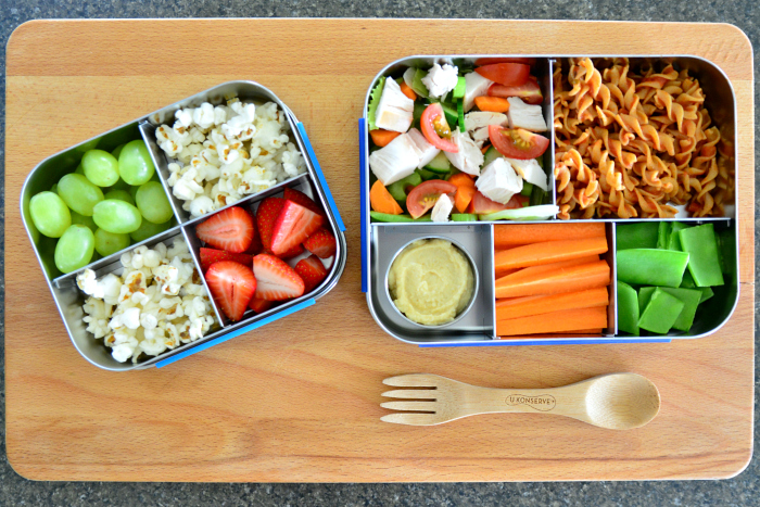 Health Star Rating at How we Montessori, Lunchbox #1