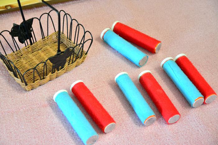 MELA activities DIY sound bottles