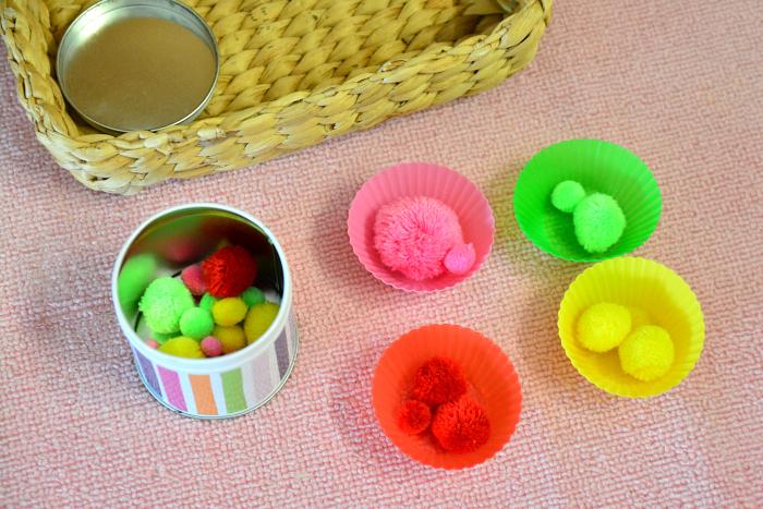 MELA activities colour matching*