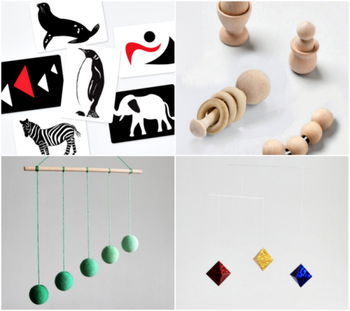 Infant Materials at The Montessori Company