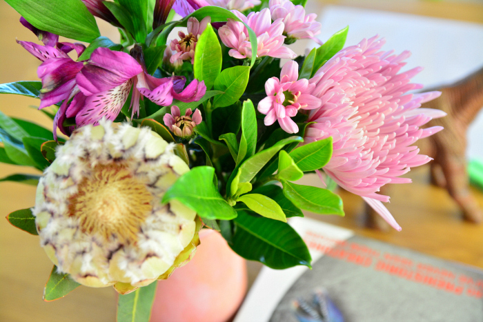 Friday Flowers at How we Montessori