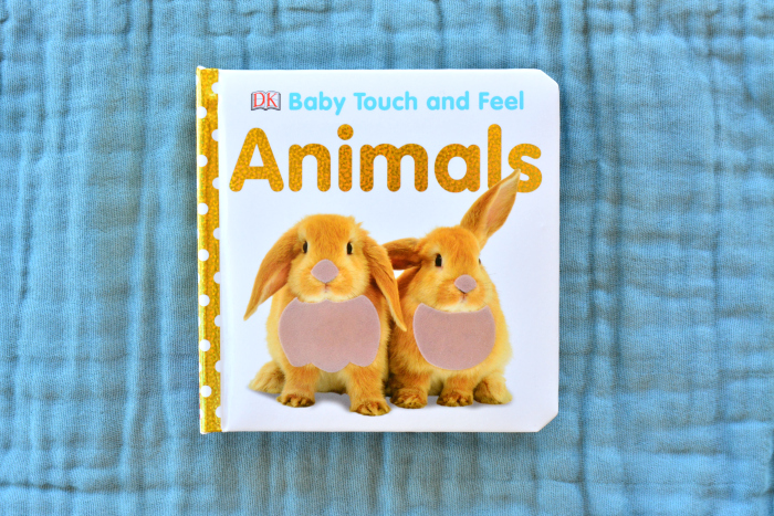 Baby Touch and Feel Animals DK