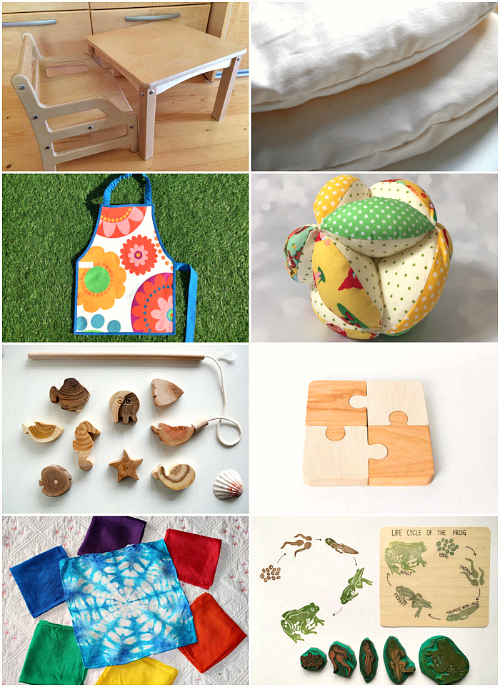 How we Montessori - What I am Loving on Etsy