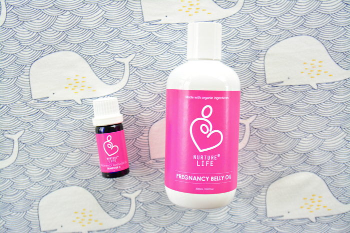 Nurture Life  Pregnancy Oil and Trimester 3 Essential Oil